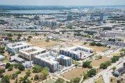 ENCORE! May 2, 2016 aerial photo, Tampa, Florida