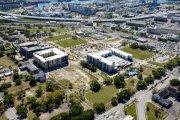 ENCORE! April 1, 2014 aerial photo, Tampa, Florida