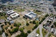 ENCORE! August 1, 2014 aerial photo, Tampa, Florida