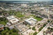 ENCORE! August 4, 2015 aerial photo, Tampa, Florida