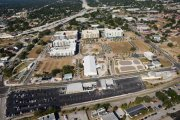 ENCORE! December 2, 2016 aerial photo, Tampa, Florida