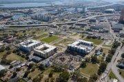 ENCORE! February 3, 2015 aerial photo, Tampa, Florida