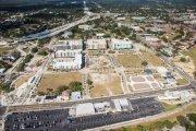 ENCORE! February 1, 2016 aerial photo, Tampa, Florida