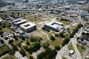 ENCORE! July 1, 2014 aerial photo, Tampa, Florida