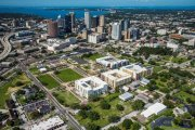 ENCORE! July 2, 2017 aerial photo, Tampa, Florida