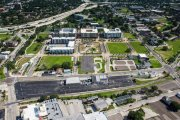 ENCORE! July 2, 2017 aerial photo, Tampa, Florida