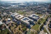 ENCORE! March 1, 2017 aerial photo, Tampa, Florida