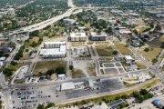 ENCORE! May 1, 2014 aerial photo, Tampa, Florida