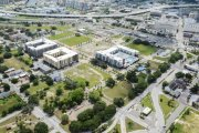 ENCORE! September 2, 2014 aerial photo, Tampa, Florida