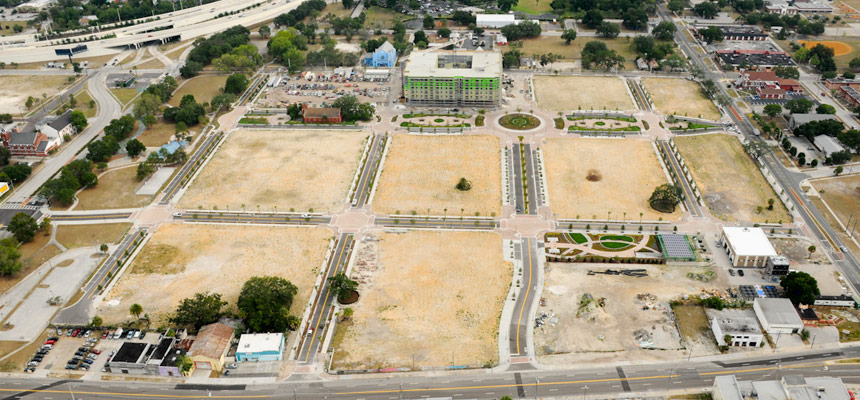 Site Aerial - May 2012 #2