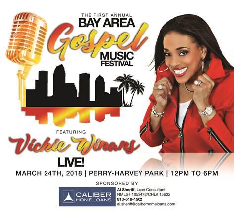 Bay Area Gospel Music Festival - Tampa Florida